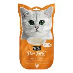 貓小食-Kit-Cat-Purr-Puree-Plus-養生雞肉醬-皮膚護理-60g-KC-3222-Kit-Cat-寵物用品速遞
