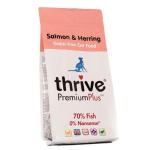 Thrive脆樂芙 無穀物貓糧 三文魚+鯡魚 Premium Plus 70% Fish 1.5kg (T_CF_SH) 貓糧 Thrive 脆樂芙 寵物用品速遞