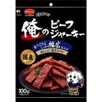 日本Vita One 狗小食 俺の牛肉乾 100g 狗小食 其他 寵物用品速遞