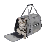 多功能可折疊透氣寵物袋 顏色隨機 (貓犬用) 貓犬用日常用品 其他 寵物用品速遞