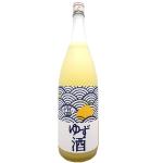 北島酒造 塩ゆず 天然海鹽 柚子酒 720ml 果酒 Fruit Wine 柚子酒 清酒十四代獺祭專家