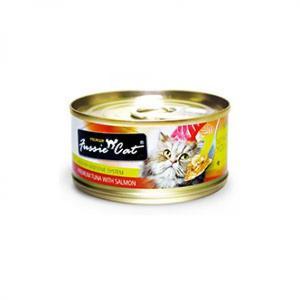 Fussie-Cat高竇貓-純天然貓罐頭-黑鑽-吞拿魚-三文魚-Tuna-with-Salmon-80g-紅-FU-GRC-Fussie-Cat-高竇貓-寵物用品速遞
