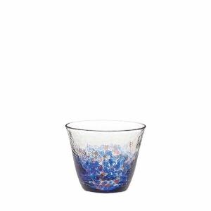 日本木本硝子 津輕びいどろ 空の彩 1個入 (CN17703-D02) 酒品配件 Accessories 清酒杯 清酒十四代獺祭專家
