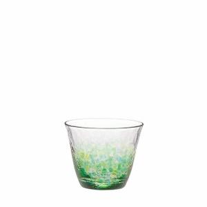 酒品配件-Accessories-日本木本硝子-津輕びいどろ-森の彩-1個入-CN17703-D04-清酒杯-清酒十四代獺祭專家