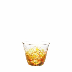日本木本硝子 津輕びいどろ 陽の彩 1個入 (CN17703-D03) 酒品配件 Accessories 清酒杯 清酒十四代獺祭專家