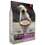 Oven Baked 無穀物狗糧 鴨肉配方 細粒 Grain Free Duck 5lb (灰底粉紫色) (OBT_5PPD_S) 狗糧 Oven Baked 寵物用品速遞