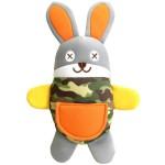 日本Bonbi ILOVEPETS Prienzoo狗狗防水玩具 兔兔 一個 狗狗玩具 Bonbi ILOVEPETS  ボンビアルコン 寵物用品速遞