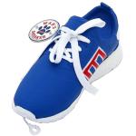 日本Platz 狗玩具 咇咇藍色鞋 狗狗玩具 其他 寵物用品速遞