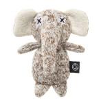 日本FAD 狗狗針織發聲玩具 大象 一個入 狗狗玩具 FAD ファッド 寵物用品速遞