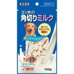 日本Sunrise 狗小食 角切牛奶粒 100g 狗小食 SUNRISE 寵物用品速遞
