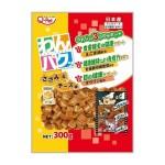 日本Q-PET 狗小食 WANPAKU 夾心粒 雞+芝士 300g 狗小食 Q-PET 寵物用品速遞