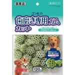 日本Sunrise 狗小食 潔齒專用切粒餅 120g 狗小食 SUNRISE 寵物用品速遞