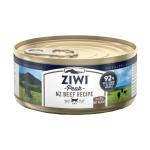 ZiwiPeak 貓罐頭 牛肉配方 Beef 85g (CCB85) 貓罐頭 貓濕糧 ZiwiPeak 寵物用品速遞