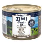 ZiwiPeak 貓罐頭 牛肉配方 Beef 185g (CCB185) 貓罐頭 貓濕糧 ZiwiPeak 寵物用品速遞