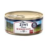 ZiwiPeak 貓罐頭 鹿肉配方 Venison 85g (CCV85) 貓罐頭 貓濕糧 ZiwiPeak 寵物用品速遞