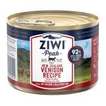 ZiwiPeak 貓罐頭 鹿肉配方 Venison 185g (CCV185) 貓罐頭 貓濕糧 ZiwiPeak 寵物用品速遞