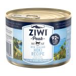 ZiwiPeak 貓罐頭 長尾鱈魚配方 Hoki 185g (CCH185) 貓罐頭 貓濕糧 ZiwiPeak 寵物用品速遞