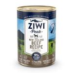 ZiwiPeak巔峰-ZiwiPeak-狗罐頭-牛肉配方-Beef-Recipe-390g-CDB-ZiwiPeak-寵物用品速遞
