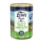 ZiwiPeak巔峰-ZiwiPeak-狗罐頭-草胃及羊肉配方-Tripe-Lamb-Recipe-390g-CDTL-ZiwiPeak-寵物用品速遞