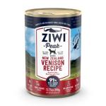 ZiwiPeak巔峰-ZiwiPeak-狗罐頭-鹿肉配方-Venison-Recipe-390g-CDV-ZiwiPeak-寵物用品速遞