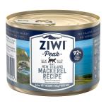 ZiwiPeak 貓罐頭 鯖魚配方 Mackerel 185g (CCM185) 貓罐頭 貓濕糧 ZiwiPeak 寵物用品速遞