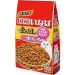 日本INABA 金のだし 貓糧 金槍魚 1kg (紅粉) (P-90) 貓糧 CIAO INABA 寵物用品速遞