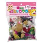 日本NYANTA CLUB 大包裝老鼠玩具 20隻入 貓咪玩具 其他 寵物用品速遞