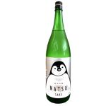 寒紅梅 NATSU SAKE 夏之企鵝 純米吟釀 1.8L 清酒 Sake 寒紅梅 清酒十四代獺祭專家