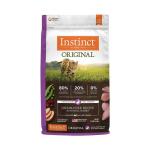Instinct本能 無穀物兔肉貓糧 Original Grain-Free Recipe with Real Rabbit 4.5lb (658597) 貓糧 Instinct 本能 寵物用品速遞