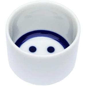 日本直送 豬口杯 蛇の目微笑臉Smiley 1個入 酒品配件 Accessories 清酒杯 清酒十四代獺祭專家