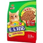 日本Mio三才 特選去毛球貓糧腎臟及下部尿路健康維持配方金槍魚味 2.3kg (綠色) 貓糧 Mio三才 寵物用品速遞