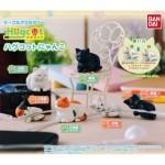 日本直送 公仔擺設 負責夾電線的貓貓 1套6隻 生活用品超級市場 貓咪精品
