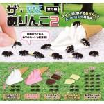 日本直送 公仔擺設 甜食是惹蟻的 1套配5種甜品 32隻螞蟻 生活用品超級市場 貓咪精品