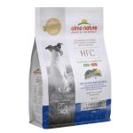 Almo Nature HFC 養生犬糧 新鮮鱸魚鯛魚 細粒 Longevity Fresh Sea Bass & Sea Bream 1.2kg (9270) 狗糧 Almo Nature 寵物用品速遞