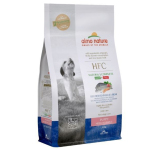 Almo Nature HFC 幼犬糧 新鮮鱸魚鯛魚 大粒 Fresh Sea Bass & Sea Bream 1.2kg (9300) 狗糧 Almo Nature 寵物用品速遞