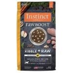 Instinct本能 生肉無穀物系列 雞肉貓糧 Raw Boost Grain-Free Recipe with Real Chicken 5lb (658627) 貓糧 Instinct 本能 寵物用品速遞