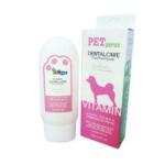 PETperss 維他命牙膏 150g (犬用) (PP-92330) 狗狗清潔美容用品 口腔護理 寵物用品速遞