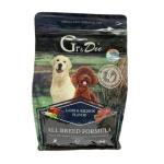 GRANDEE 無穀物成犬糧 羊肉+三文魚 1.5kg (GD/GFLS1.5) 狗糧 GRANDEE 寵物用品速遞