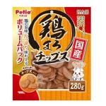 Petio 狗小食 日本產濃郁蒸雞片 原味 280g (紅) (90502645) 狗小食 Petio 寵物用品速遞