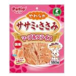 Petio 狗小食 日本產牛奶雞胸肉薄片 膠原蛋白+毛髮關節健康 180g (90501692) 狗小食 Petio 寵物用品速遞