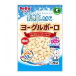 Petio 狗小食 日本產 乳酸菌 低聚糖乳酪小饅頭 腸胃健康 增強免疫力 120g (90502025) 狗小食 Petio 寵物用品速遞