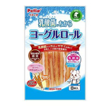 Petio 狗小食 日本產 乳酸菌 低脂乳酪雞胸肉條 腸胃健康 8條裝(90502027) 狗小食 Petio 寵物用品速遞