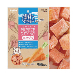 Petio 狗小食 凍乾胡蘿蔔乾乾 原汁原味 20g (90502019) 狗小食 Petio 寵物用品速遞