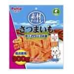 Petio 狗小食 天然原味 香甜高纖乾甘薯條 腸胃健康 300g (90501483) 狗小食 Petio 寵物用品速遞