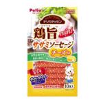 Petio 狗小食 濃郁美味芝士雞肉腸 10p (90501817) 狗小食 Petio 寵物用品速遞