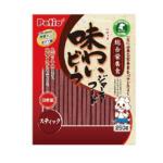 Petio 狗小食綜合營養 日本產濃郁牛肉條 腸胃健康 250g (90502539) 狗小食 Petio 寵物用品速遞