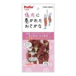 Petio 低脂健康鴨胸肉沙甸魚卷 (DHA・EPA+) 25g (90601969) 貓小食 Petio 寵物用品速遞