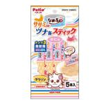 Petio 吞拿魚&蟹肉&雞胸肉貓濕糧條(牛磺酸・DHA・EPA+)5支裝 (90602684) 貓小食 Petio 寵物用品速遞