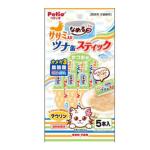 Petio 吞拿魚&鰹魚&雞胸肉貓濕糧條(牛磺酸・DHA・EPA+)5支裝 (90602685) 貓小食 Petio 寵物用品速遞