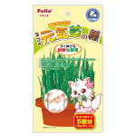 Petio 日本產自種貓草種子 (90601534) 貓咪保健用品 貓咪去毛球 寵物用品速遞